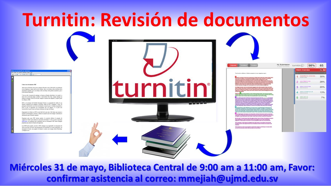 Invitacion a Turnitin 31052017
